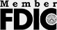 Member FDIC insurance logo