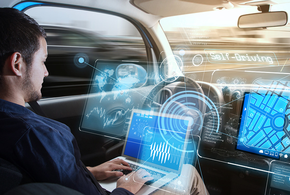 Learn more about investing in ETFs for self driving cars