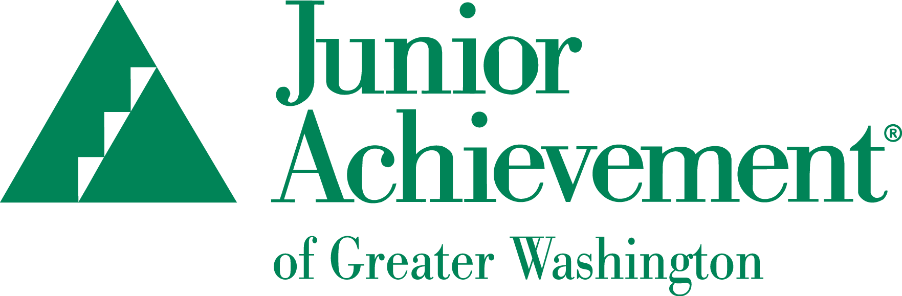 junior achievement of greater washington - logo image