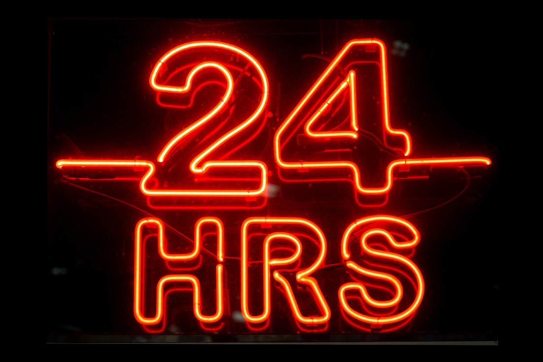 24 hour futures trading