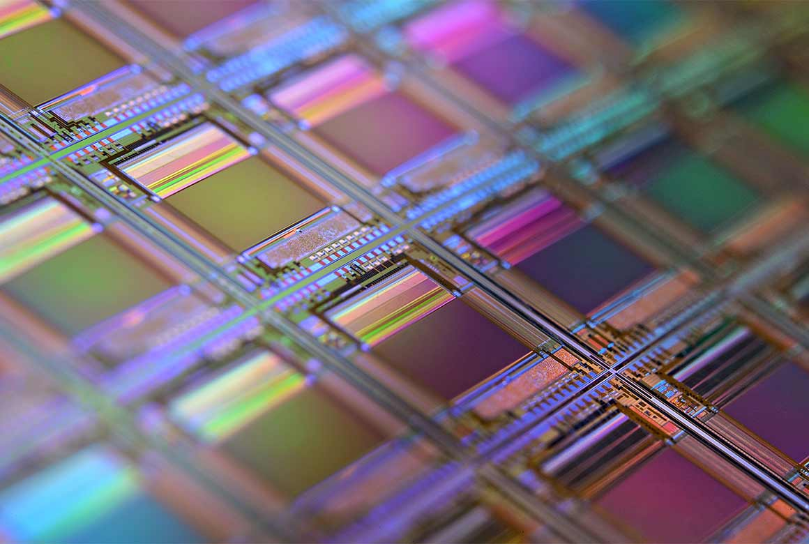 Image of semiconductors - banner image