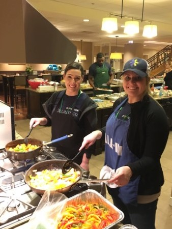 CHI - Meal from the Heart for Ronald McDonald House - Image